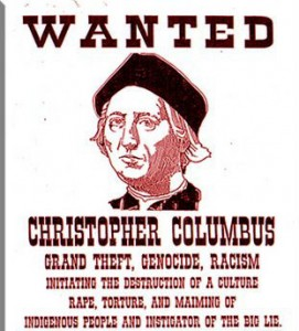 ChristopherColumbusWantedposter